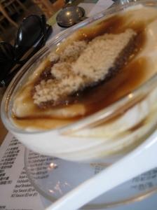 brown sugar and hot tofu fa.